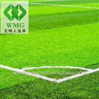 Natural looking indoor soccer turf Jiangsu manufactuer