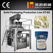 High quality potato flake packaging machine