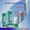 China acetic silicone sealant for big glass, wholesale chinese acetic sealants