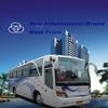 Luxury bus price WH6100DA3 44 seats tourist coach