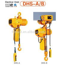 electric chain hoist 220v-690v