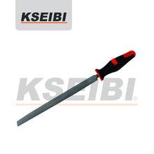 Herramientas de mano a mano raspa de la mitad de la ronda con el mango- kseibi