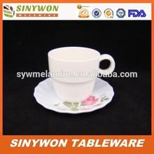 High Grade Custom Printed Tea Cups And Saucers Wholesale