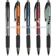 2014 Pretty High-quality plastic promotion ball pen
