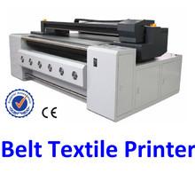 Ricoh industial inkjet sublimation textile printer