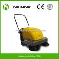 verde eléctrica sweeper robótica vacío barredora piso al aire libre de almacén vacío barredora