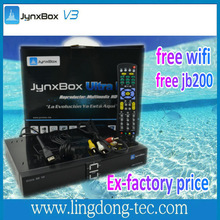 internet tv box jynxbox ultra hd v3 full hd 1080p porn video free wifi and jb200 for North America
