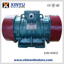 external concrete vibrator for vibratory finishing machines