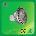 De alto brillo de aluminio 4*1w mr16 le
