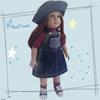 New Fashion vinyl toy manufacturer/ dream girl doll/ vinyl decorating toy