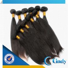 supply 100% pure unprocessed wholesale virgin straight brazilian dropship hair