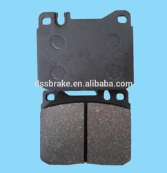 Used Car Parts,Car Parts of HI-Q Brake Pads Supplier for semi-metallic D145