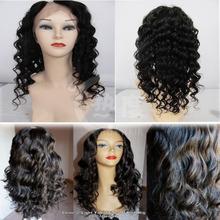 New fashion 2014 beauty u-part wigs 100% human hair u part ,u part lace front wig,virgin human hair