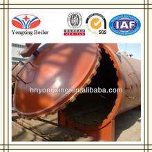 High Pressure Steam Autoclave Concrete Machine for Brick Industry