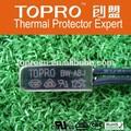 Bw-abj bimetálico bimetálicos disco termostatos y protector térmico 250v 10a para herramientas eléctricas