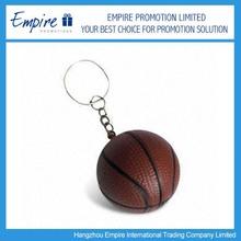 The newest fashion trend basketball keychain