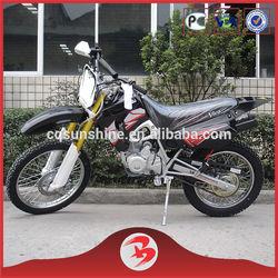 Chongqing Sunshine Motorcycle SX250GY-4 Poker Face Super 250cc Dirt Bike