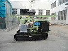 photovoltaic(PV) spiral pilemachine, dth blasting hole drilling machine manufacturer