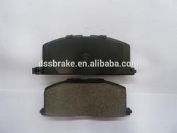 Used Car Parts,Car Parts of HI-Q Brake Pads Supplier for semi-metallic D242