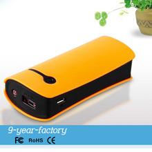 Advanced universal gift portable micro usb power bank