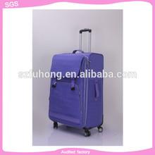 Fashion travelling luggage bag belt with simple design useful business bag