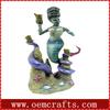 Powerful women with tiki mug Mermaid gifts