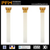 Beautiful decorative for home and hotel cast stone column base