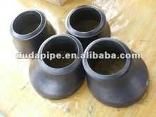 Butt welding seamless/welded steel reducer concentric / eccentric con ecc BW ASTM A234 WPB