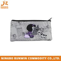 Direct Factory Price Customized Printing Neoprene pencil case