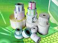 Alta qualidade etiqueta de papel auto-adesivo autocolante, logotipo personalizado impresso etiquetas adesivas para sacosdeplástico