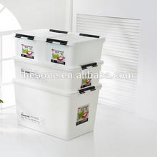 choth plastic storage box with lock pp toys plastic box