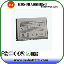 Flat battery for mobile phone 523450 size cell phone battery mobile phone battery