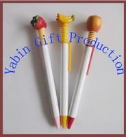 2015 Shenzhen Funny Cartoon Pen Logo Pen Ballpoint Pen