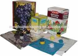 Bag in box for wine/juice/water/beverage/oil/liquid coffee