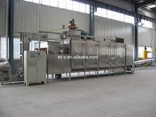 1000kg/hr Continuous roaster for peanut,cashew nut,almond