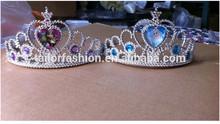 wholesale frozen tiara crown frozen tiara elsa snow queen