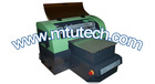 Factory price small digital flatbed A3 textile printer china