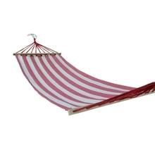 Outdoor canvas hammock