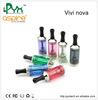 2014 original colorful e cigarette bottom dual coil russian 91% atomizer from Candy PYX