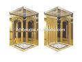 titan spiegel Integration aufzugskabine dekoration