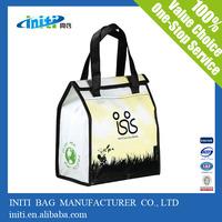 eco shopping bag handbags shoulder bag big size for ladies