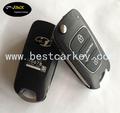 topbest controleremoto 315 mhz hyundai elantra carro acessórios para id46 chip chave do carro remoto