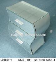 mirror glass orocan cabinet