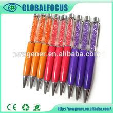 Diffrent color metal ballpoint pen