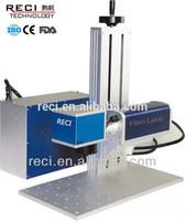metal toy gun fiber laser marking machine made in China