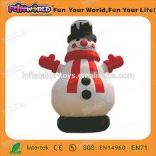 hot sale cheap christams decoration inflatable christmas snowman