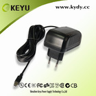 Emergency call system use 15v 2a ac adapter creative switching power supply