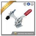 Caliente la venta personalizada de acero inoxidable horizontal tipo toggle clamp