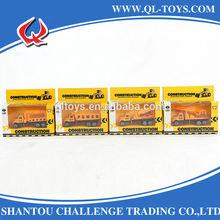 Promotion Toy Die Cast Construction Model Car