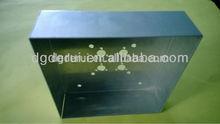 1u case steel box Sheet metal Steel Telecom Junction box mini itx case